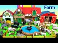 Farm Animal Toys For Kids Cows Goats Sheep - Learn About Farm Animals