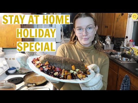 stay-at-home-holiday-special-|-cook-with-me