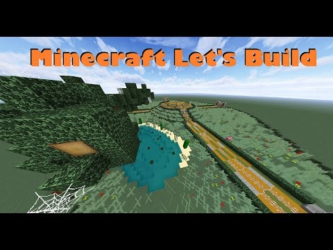 Let's Build - Minecraft Lobby Spawn