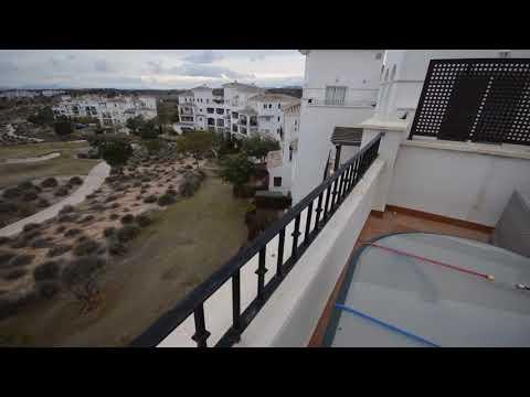Hacienda Riquelme Golf Resort - Penthouse with Fantastic Views - HRP101 - Chersun Properties