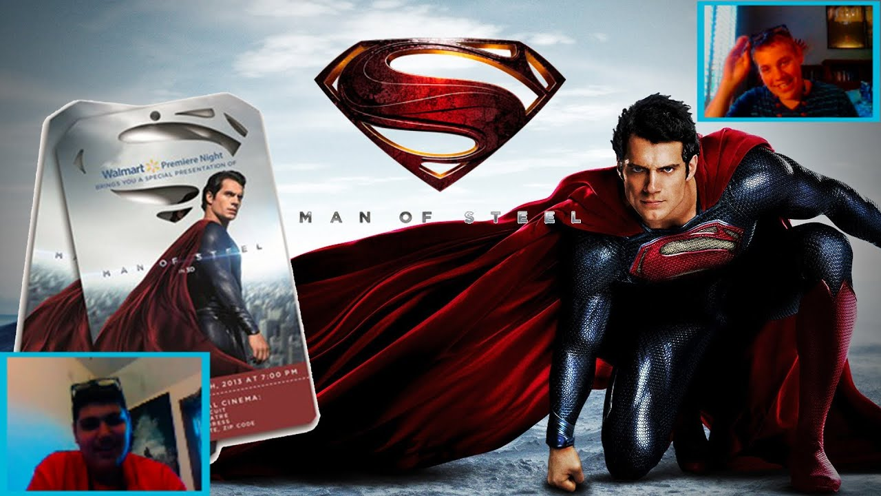 review man of steel