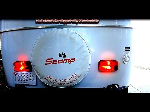 13 u0027 Sc& Travel Trailer LED tail light upgrade part II-MUCH IMPROVED! & 13 u0027 Scamp Travel Trailer LED tail light upgrade part II-MUCH ... azcodes.com