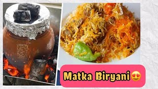 Matka Biryani Islamabad | Matka Baryani | Happy single | Wow good taste