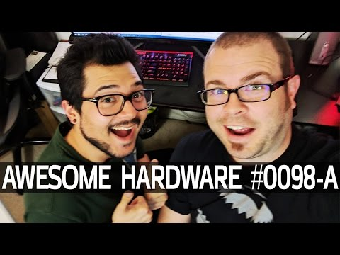 Awesome Hardware #0098-A: Vega Leaks, Volta Deets, Intel in the Driver's Seat