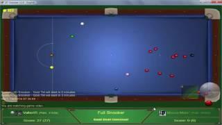 2D Snooker on www.popgamebox.com