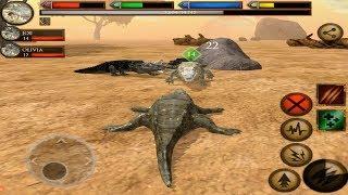 Baixar 🐊Wild Crocodile Simulator 3D, Ultimate Savanna Simulator, By Gluten Free Games