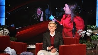 Download Ellen's Favorite Waitress Gets a Car Mp3 and Videos