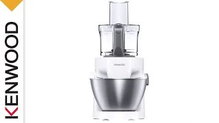 Kenwood MultiOne | Kitchen Machines | Product Video Thumbnail