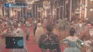 Assassins Creed Unity - Templar Easter Eggs in Sequence 1 Memory 3 High Society