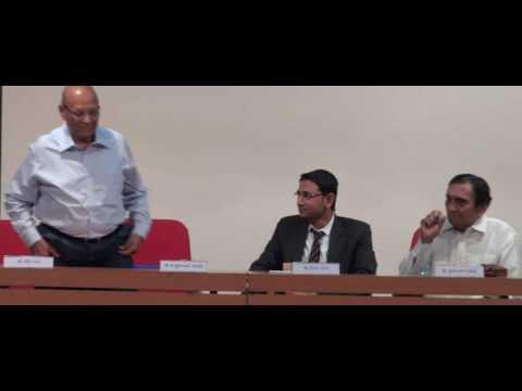 Pain Management Seminar Of Dr.Dipen Patel At Gujarat Vishwakosh