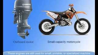 2 Two Stroke Engine Lectures Notes Engineering 1st year