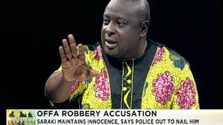 Journalists' Hangout 4th June, 2018 | Offa Bank Robbery Accusation