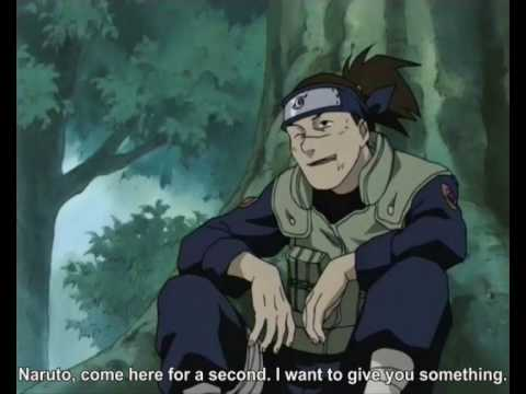 Naruto - Kakashi x Iruka - What Hurts The Most - YouTube