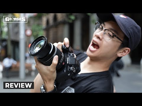 The Most Versatile Fuji Lens! | Fujifilm XF 16-55mm F2.8 Review by Georges
