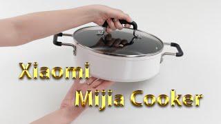 Обзор Кастрюли-сковороды Xiaomi Mijia Cooker-И жарить и сварить