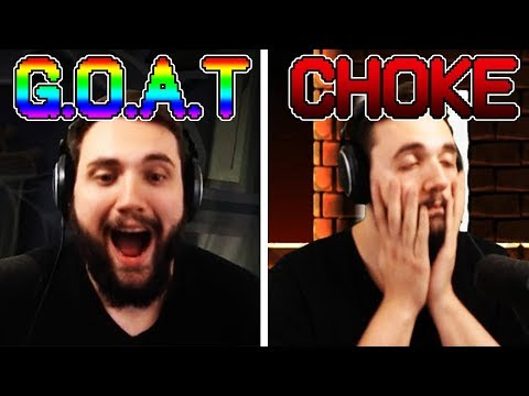 G.O.A.T to CHOKE - Super Mario Maker (Super Expert)