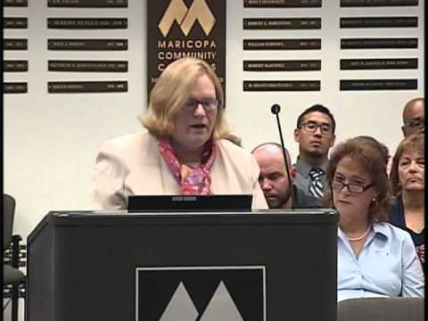 Governing Board - March 22, 2016