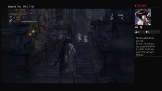 Bloodborne - Sinister walkthrough lvl 68