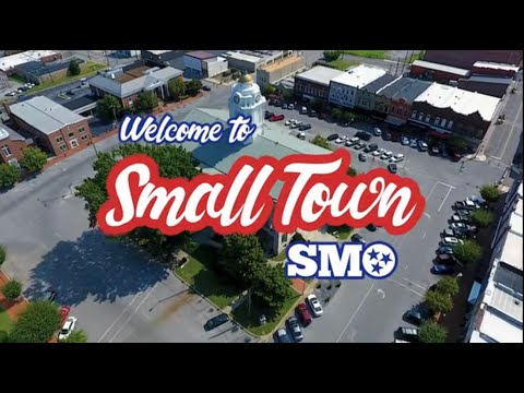 Small Town is Here!
