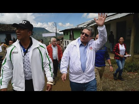 Colombia elections: The FARC's hard road to parliament