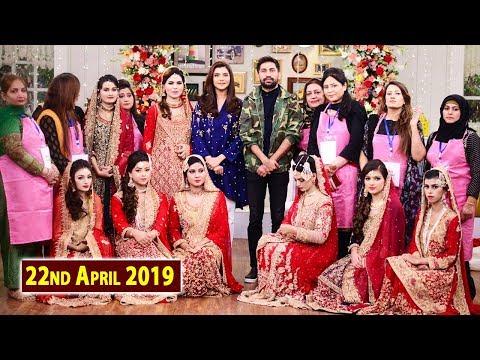 Good Morning Pakistan - Makeup Artist Wajid Khan - Top Pakistani show