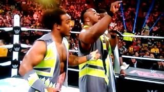 WWE Xavier Woods Gotem!!