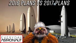 "SpaceX's crazy plans to use their ""Big F#*$@%g Rocket"" for Mars and the Moon!"
