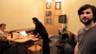 Taking Back Sunday Studio Tour [Webisode]