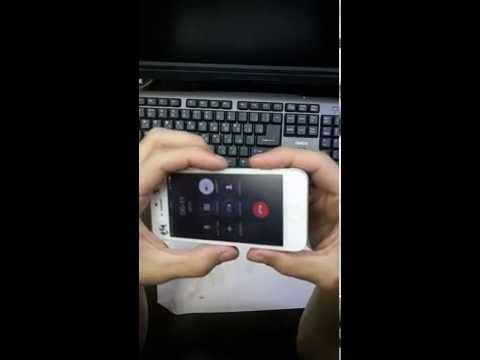 Видео Ремонт модема на iphone 5s