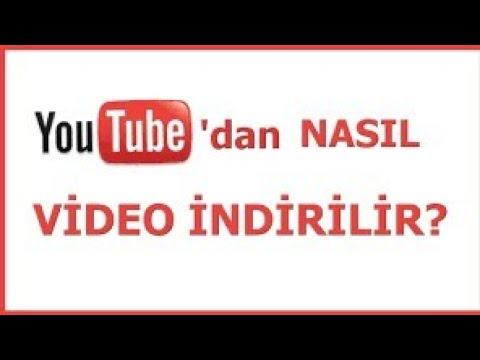 Nasıl Youtube video indirilir?