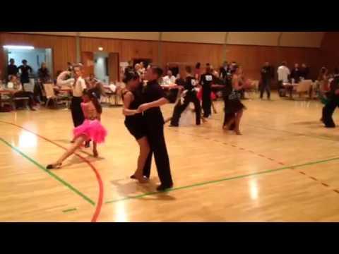 Max Und Jasmin Rumba Heilbronn 2014 Youtube