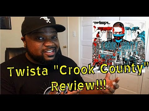Twista - Crook County (Review)