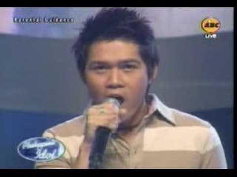 Reymond Sajor is the First Philippine Idol!