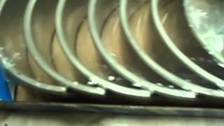 Вкладиш корінний Євро 2 1 й ремонт +0,25 VG1500010046+0,25