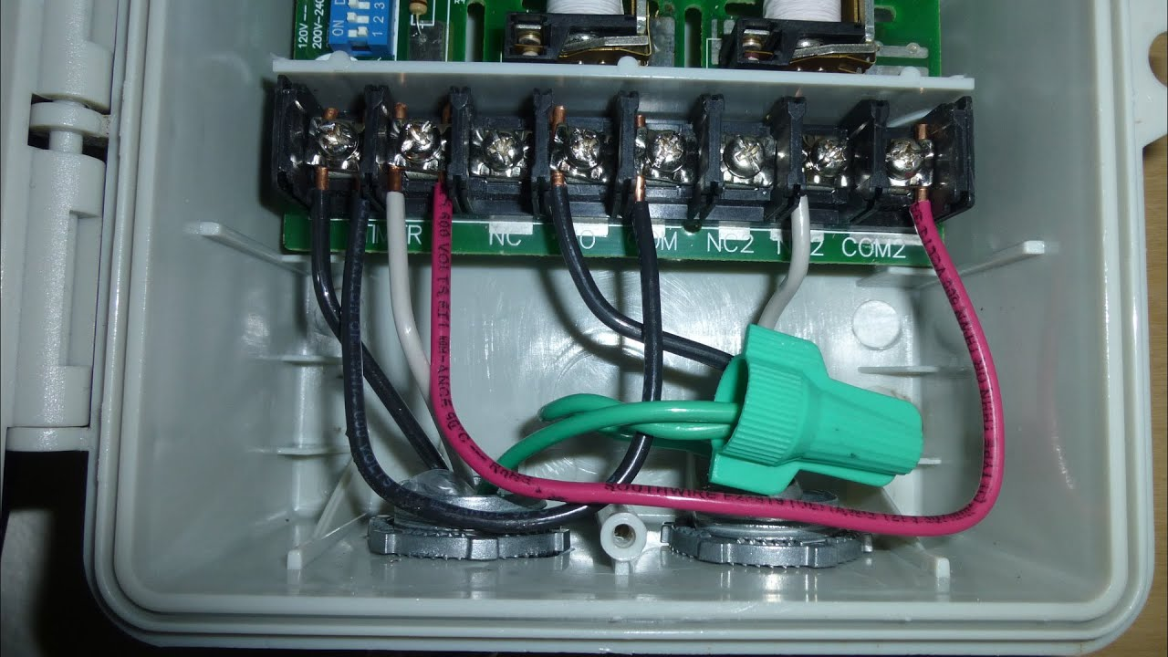 hight resolution of how to wire 240 volt switch timer and receptacles for grow lights