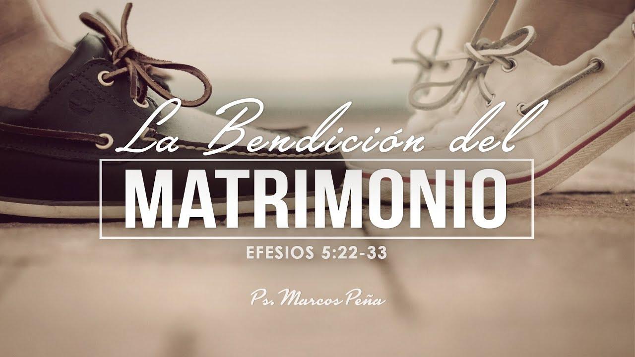 Bendiciones Para Matrimonio Biblia : Quot la bendición del matrimonio efesios ps marcos