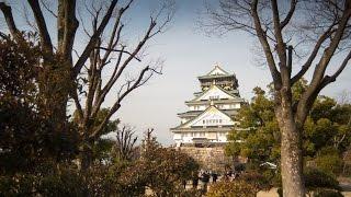 Japan Travel Vlog: Exploring Osaka (4K)