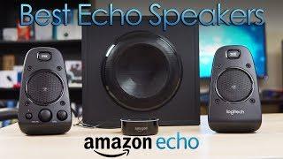Best Speakers For Echo Dot - Is The Logitech Z623 The Best?