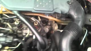 Résolu : Bruit de roulement pompe direction assistée