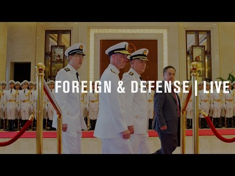 A Navy in balance? A conversation with Chief of Naval Operations Admiral John Richardson
