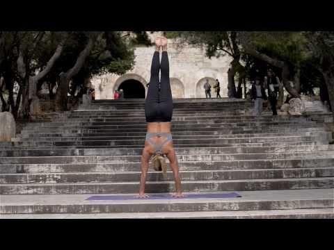 A Sunday morning in Athens. Ashtanga Yoga - Sofia Xirotiri