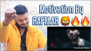 Gambar cover AAGE CHAL (OFFICIAL VIDEO) - RAFTAAR || REAL REACTION *UNCUT*