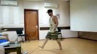 Романенко Из Интернов Жестко Танцует
