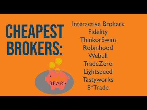 Choosing an Online Stock Broker