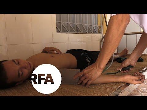 Cold Turkey at Vietnam's Compulsory Drug Rehab Centers | Radio Free Asia (RFA)