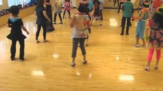 Cherry Blossom Cha Cha Line Dance - Glen Pine