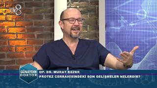 """Op. Dr. Murat Kezer, TV8 ekranlarında yayınlanan """"Günaydın Doktor"""" programına konuk oldu"""
