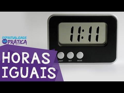 Horas iguais aos minutos, é um sinal! | Espiritualidade na prática #120