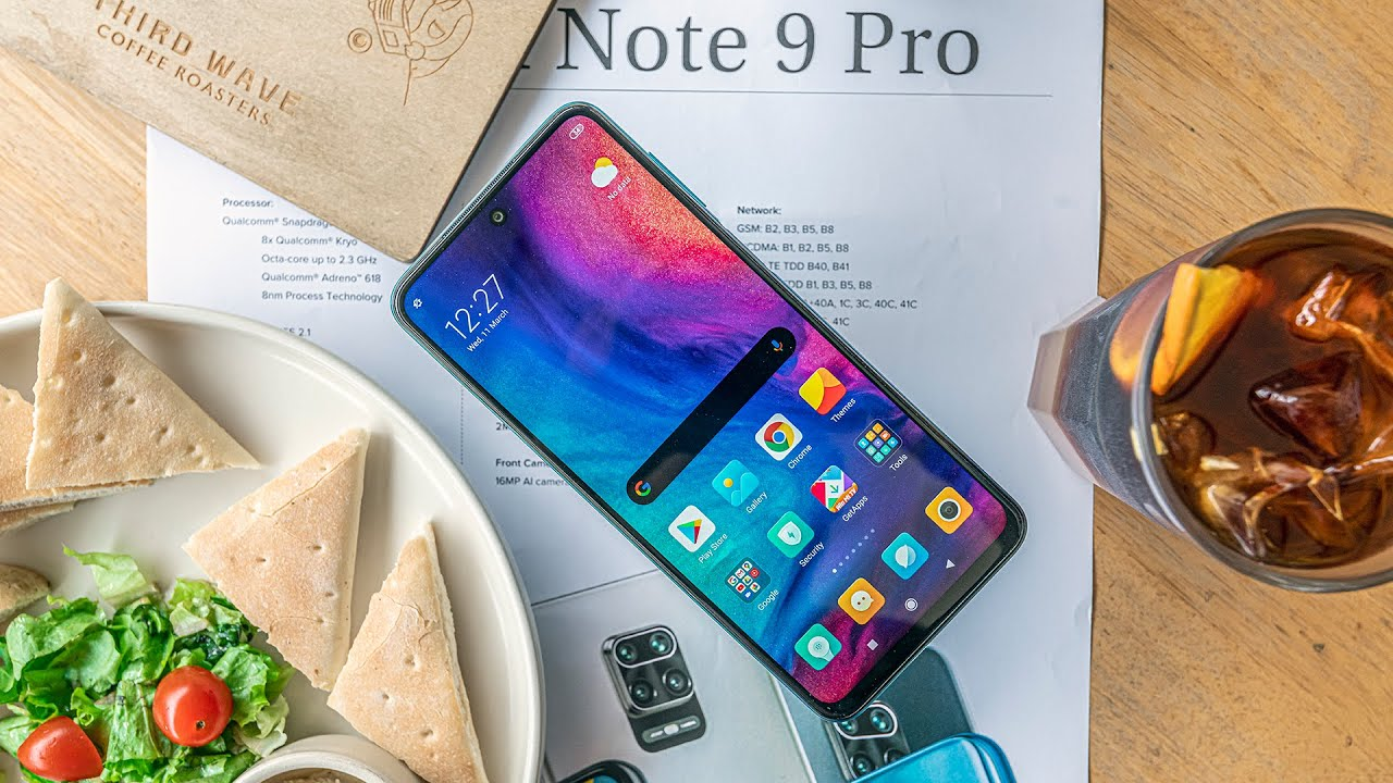 Redmi Note 9 Pro Review