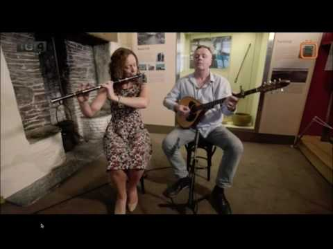 Brid O'Gorman and Eoin O'Neill Fleadh TV 2016